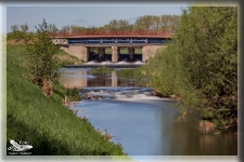 Unstrut Brücke Altengottern